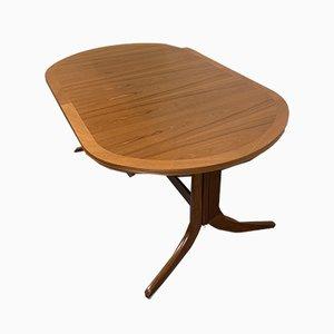 Mesa de comedor extensible de Parker Knoll, años 70