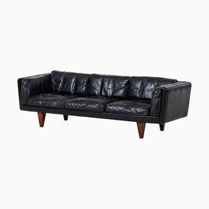 Mid-Century Modell V11 Sofa von Illum Wikkelsø für Holger Christiansen
