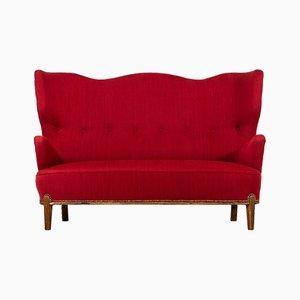 Canapé Vintage par Bertil Söderberg pour Nordiska Kompaniet, 1940s