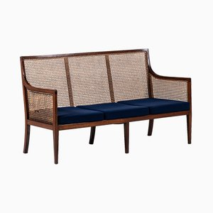 Vintage Bergere Sofa from Lysberg Hansen & Therp, 1930s