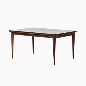 Tavolo da pranzo nr. 254 vintage di Niels O. Møller, anni '50