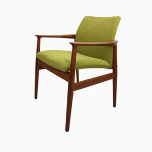 Armchair by Grete Jalk for Glostrup Møbelfabrik, 1950s