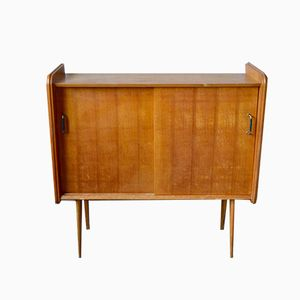 Mid-Century Highboard von SAM, 1950er