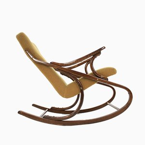 Mid-Century Rocking Chair from TON, 1958