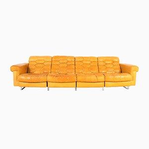 Vintage DS-P 4-Sitzer Sofa von Robert Haussmann für de Sede, 1960er