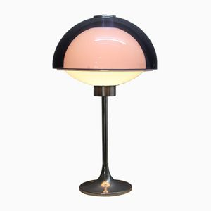Large Vintage Table Lamp, 1950s