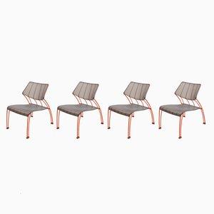 Chaises Hasslo par Monika Mulder pour Ikea, 1990s, Set de 4