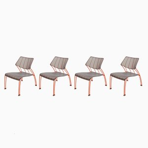 Hasslo Chairs by Monika Mulder for Ikea, 1990s, Set of 4