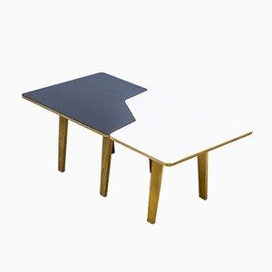 Tavolini B14 Multi vintage di Cees Braakman per Pastoe, anni '50, set di 2