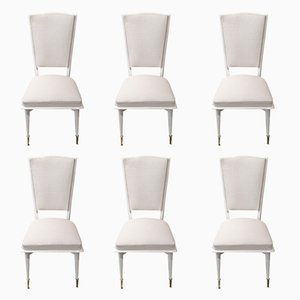 Mid-Century Chairs, Set of 6