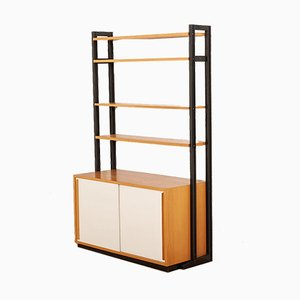 Freba Shelving Unit by Alfred Altherr for K.H. Frei Freba Typenmöbel, 1950s
