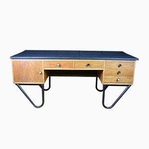 Großer Vintage Schreibtisch für Elektriker