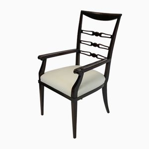 Vintage Italian Armchair by Paolo Buffa, 1940s