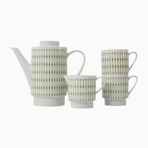 Tea Service by Liselotte Kantner for Melitta, 1960s