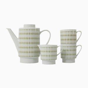 Tee-Service von Liselotte Kantner für Melitta, 1960er