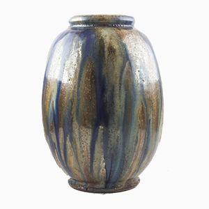 Vase Art Déco par Roger Guerin