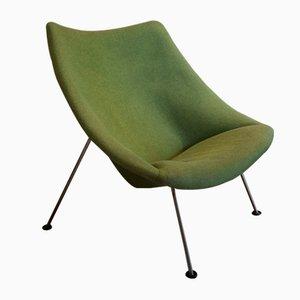 Oyster Chair von Pierre Paulin für Artifort, 1950er