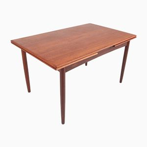 Danish Mid-Century Teak Dining Table, 1960s