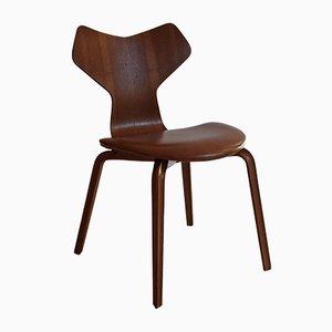 Grand Prix Chair by Arne Jacobsen for Fritz Hansen, 1957