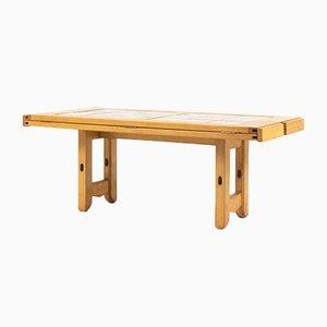 Table Basse par Guillerme et Chambron pour Votre Maison, 1950s
