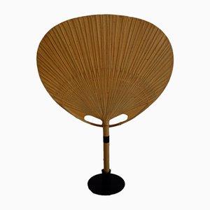 Lámpara de mesa Uchiwa de Ingo Maurer para Design M, años 70