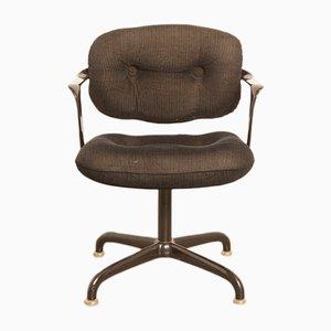 Chaise de Bureau Vintage par Bruce Hannah & Andrew Morrison pour Knoll International, 1970s