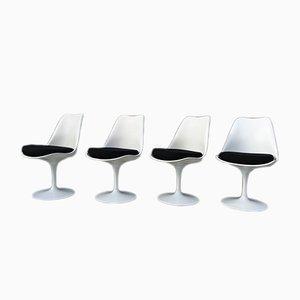 Tulip Stühle von Eero Saarinen für Knoll, 1960er, 4er Set