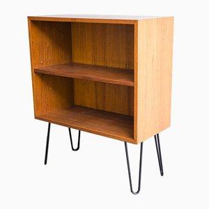 Vintage Teak Shelf with Hairpin Legs from Idee Möbel, 1960s
