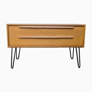 Mid-Century Teak Chest of Drawers from WK Furniture, 1970s