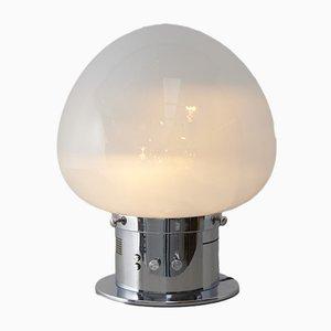 Lámpara de mesa italiana vintage con sensor de sonido, años 70