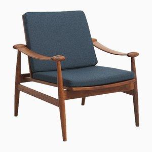 Vintage Spade Lounge Chair by Finn Juhl for France & Søn