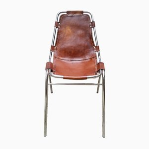 Vintage Les Arcs Chair by Charlotte Perriand for Cassina, 1960s