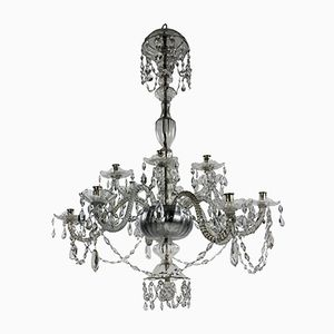 Antique Early 19th Century Venetian Chandelier, 1830s