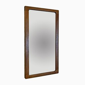 Vintage Danish Teak No. 248 Wall Mirror from CFC Silkeborg