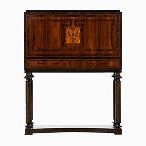 Mueble vintage pequeño de Nils Öfverman para L. Löfberg