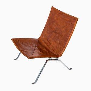 Vintage Modell PK-22 Sessel von Poul Kjærholm für E. Kold Christensen, 2er Set