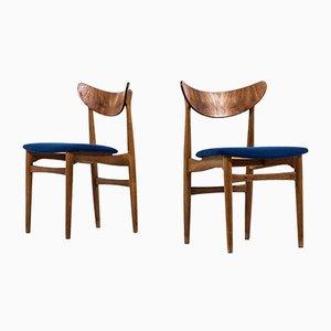 Dänische Vintage Esszimmerstühle, 6er Set