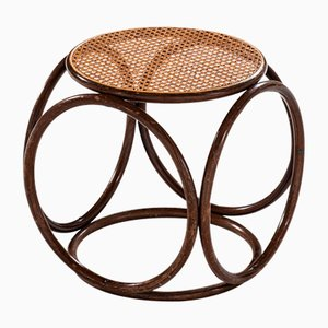 Vintage Stool from Thonet, 1950s