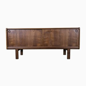 Vintage Danish Teak Sideboard by H.W. Klein for Bramin