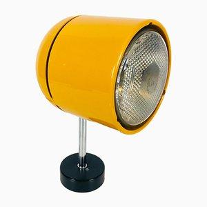 Vintage Scheinwerfer in Orange von Staff