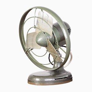 Vintage Industrial Table Fan from Tatrasmalt, 1960s