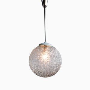 Vintage Czech Hanging Lamp, 1960s
