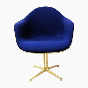 Blue Armchair by Charles & Ray Eames for Herman Miller, 1960s
