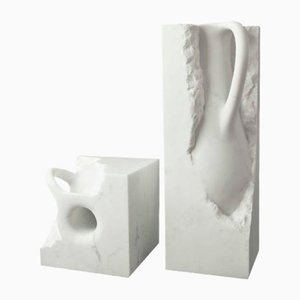 Svelata Vases by Moreno Ratti for Matter of Stuff, Set of 2