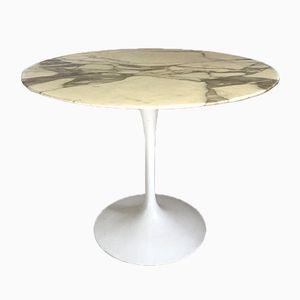 Round Mid-Century Table by Eero Saarinen for Knoll
