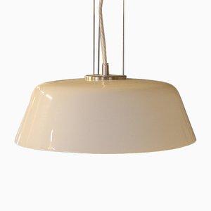 Lampe à Suspension Stelling Mid-Century par Arne Jacobsen pour Louis Poulsen
