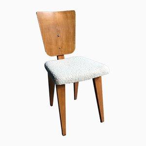 Chaises Vintage par André Sornay, Set de 6