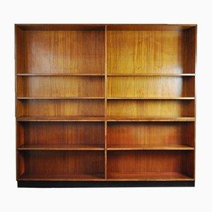 Librería vintage de caoba de Rud. Rasmussen