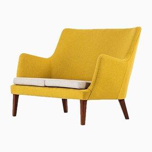 Canapé Vintage par Arne Vodder pour Ivan Schlechter Danmark, 1953
