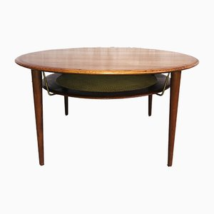 Table Basse 515 Mid-Century par Peter Hvidt & Orla Mølgaard-Nielsen pour France & Søn